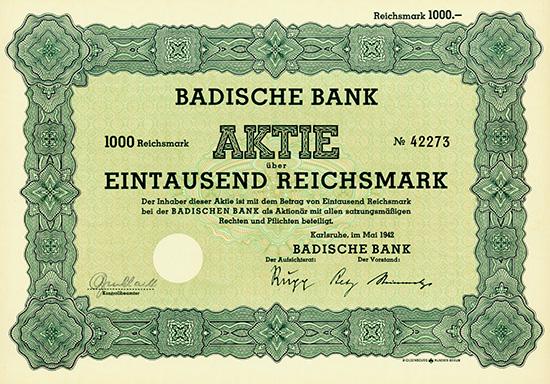 Badische Bank