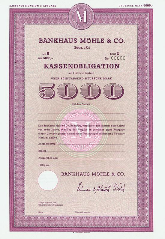 Bankhaus Möhle & Co.