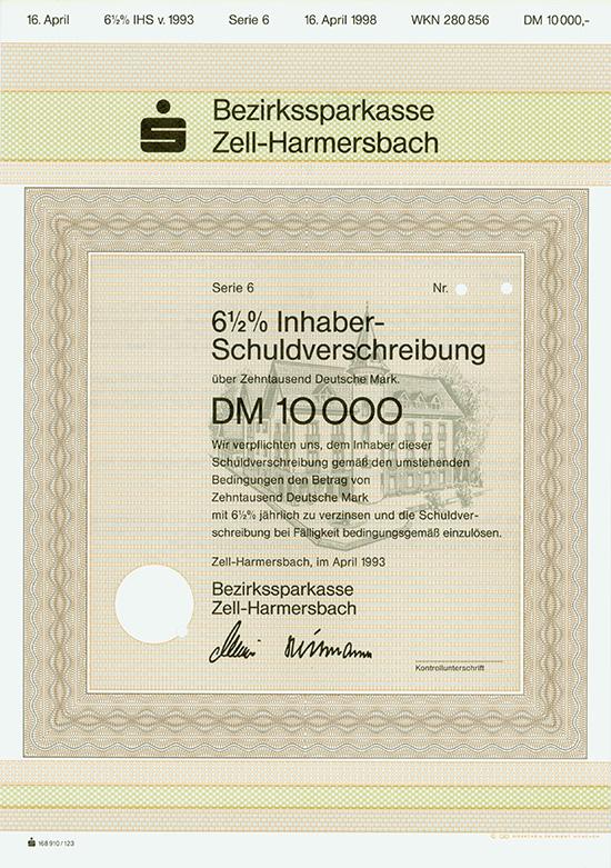 Bezirkssparkasse Zell-Harmersbach