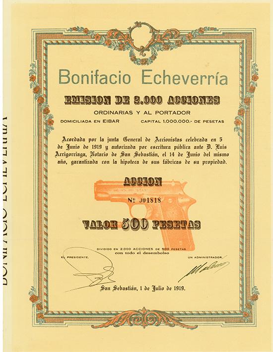 Bonifacio Echeverria