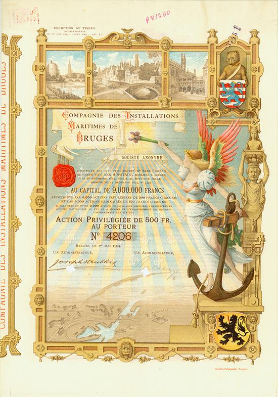 Compagnie des Installations Maritimes de Bruges