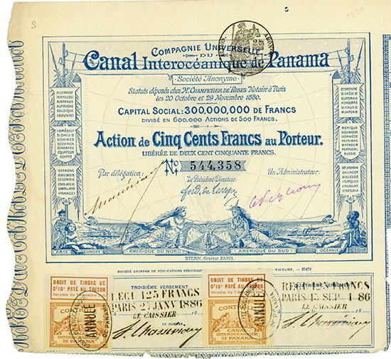 Compagnie Universelle du Canal Interoceanique de Panama