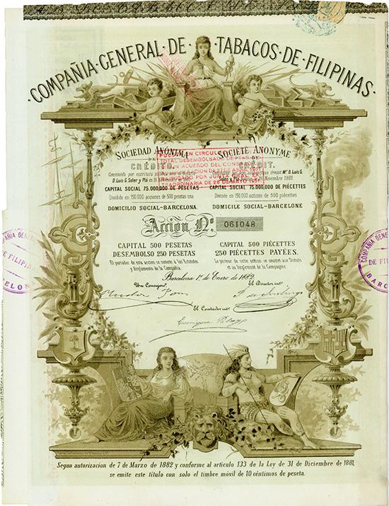 Compania General de Tabacos de Filipinas