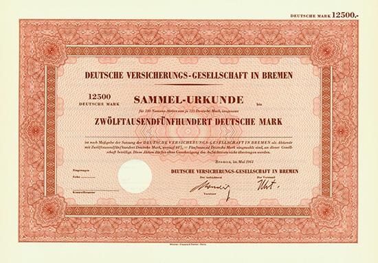 Deutsche Versicherungs-Gesellschaft