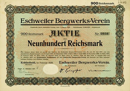 Eschweiler Bergwerks-Verein