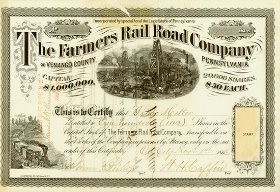 Farmers Rail Road Company