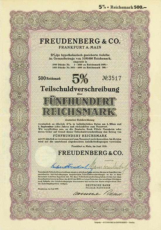 Freudenberg & Co.