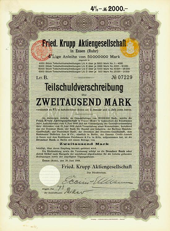 Fried. Krupp AG