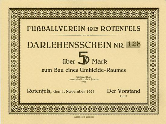 Fußballverein 1913 Rotenfels