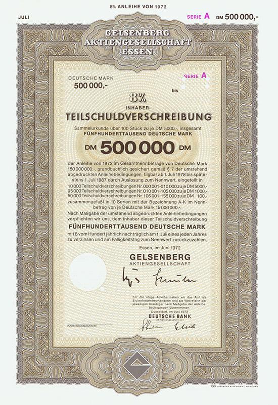 Gelsenberg AG