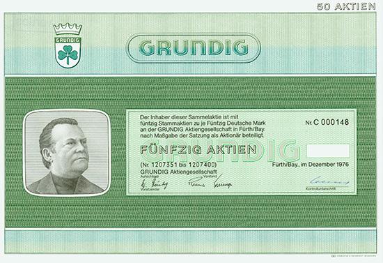 GRUNDIG AG