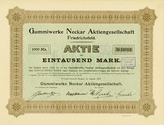 Gummiwerke Neckar AG