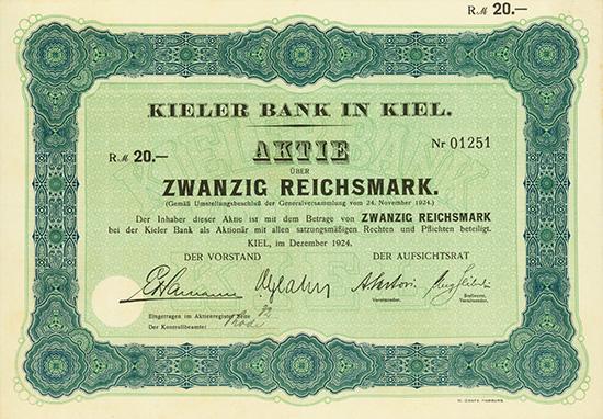 Kieler Bank