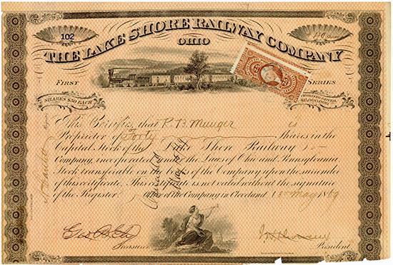 Lake Shore Railway Company