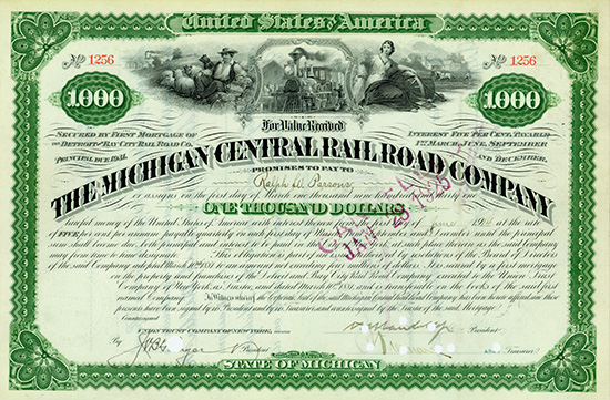 Michigan Central Rail Road Company