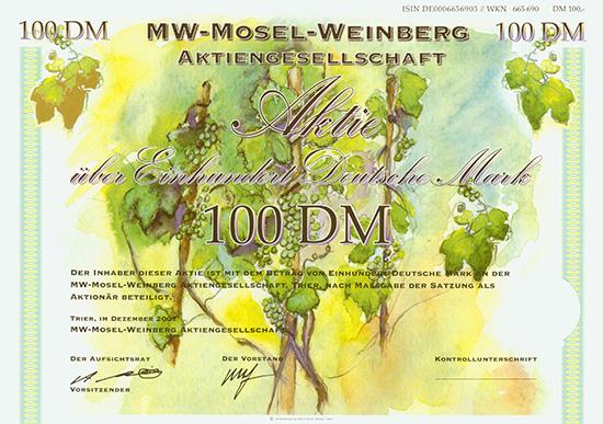 MW-Mosel-Weinberg AG
