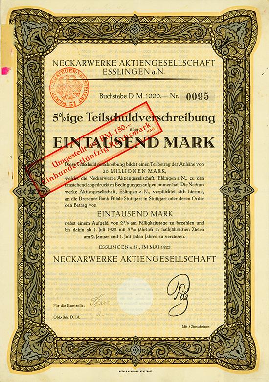 Neckarwerke AG