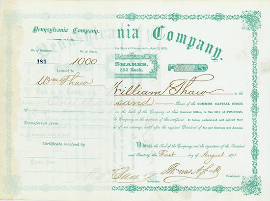Pennsylvania Company