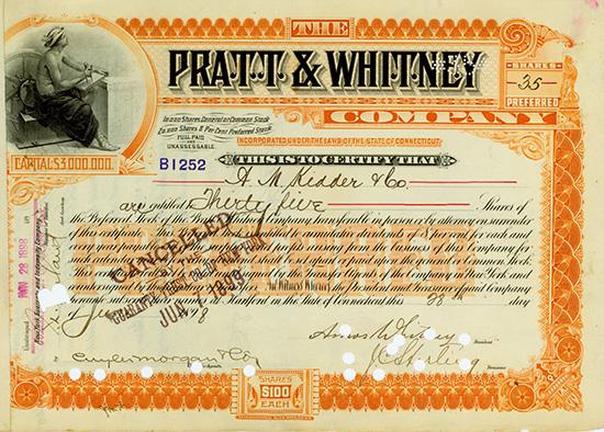 Pratt & Whitney Company