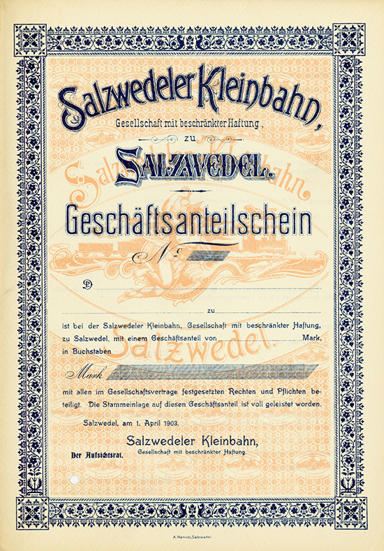 Salzwedeler Kleinbahn GmbH