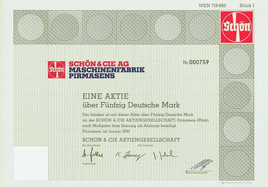 Schön & Cie AG