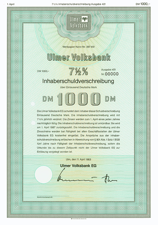 Ulmer Volksbank