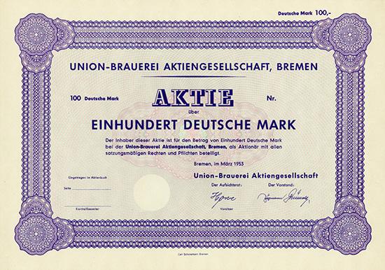Union-Brauerei AG