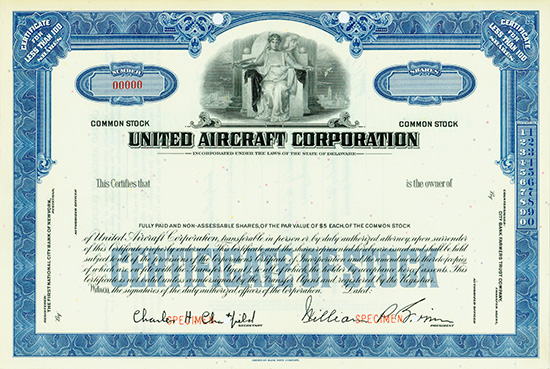 United Aircraft Corporation