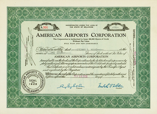 American Airports Corporation