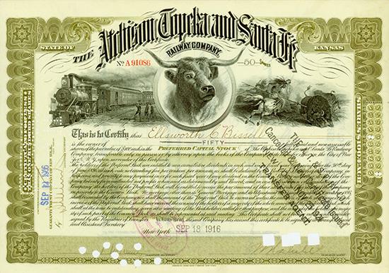 Atchison, Topeka and Santa Fe Railway Company