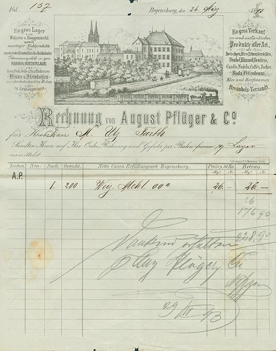 August Pflüger & Co.
