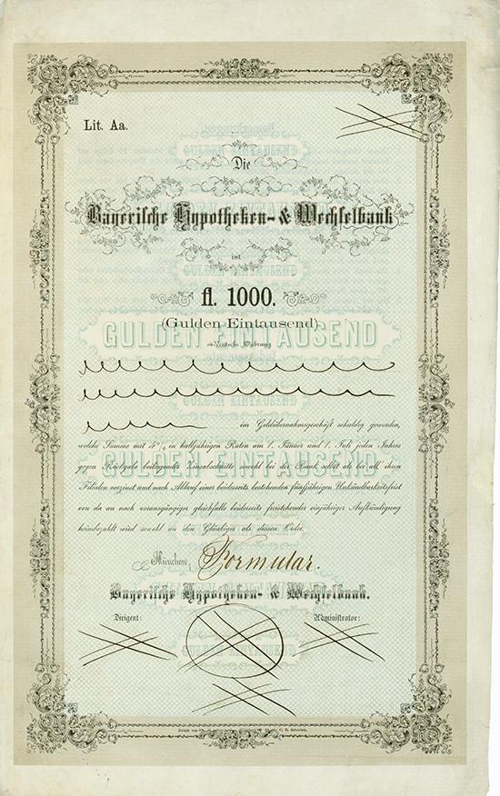 Bayerische Hypotheken- & Wechselbank