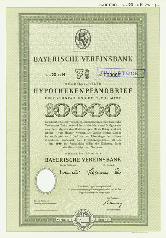Bayerische Vereinsbank AG