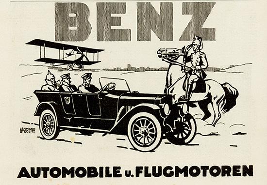 Benz & Co. Rheinische Automobil- u. Motoren-Fabrik AG