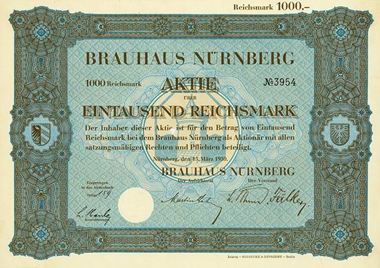 Brauhaus Nürnberg