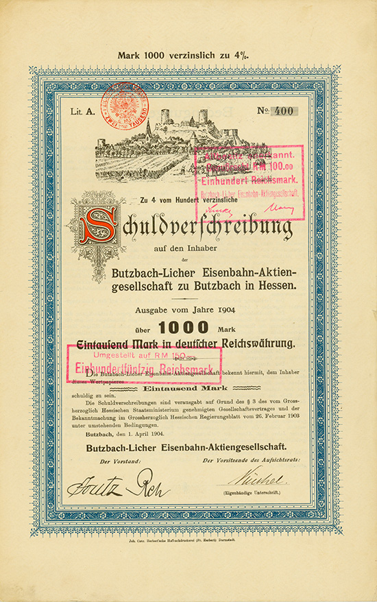 Butzbach-Licher Eisenbahn-AG