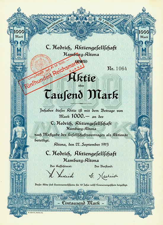 C. Hedrich AG
