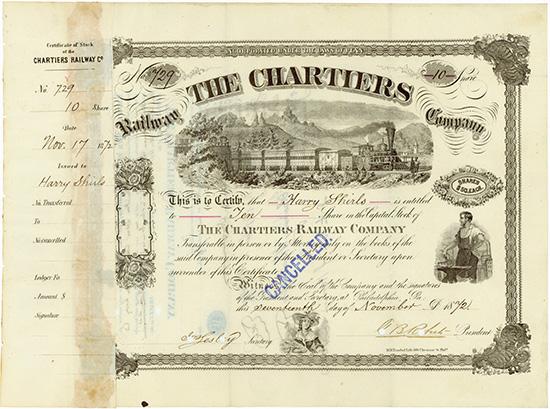 Chartiers Railway Company