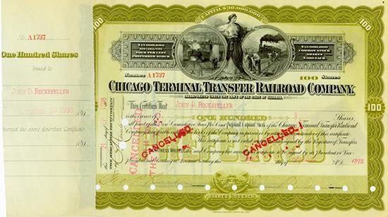 Chicago Terminal Transfer Railroad Company