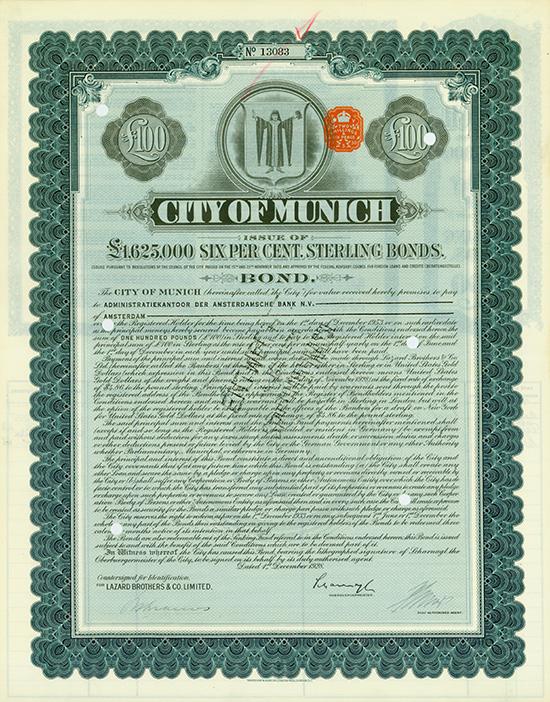 City of Munich