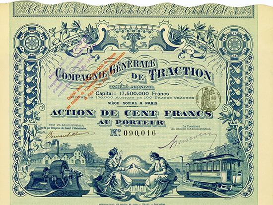 Compagnie Generale de Traction S.A.