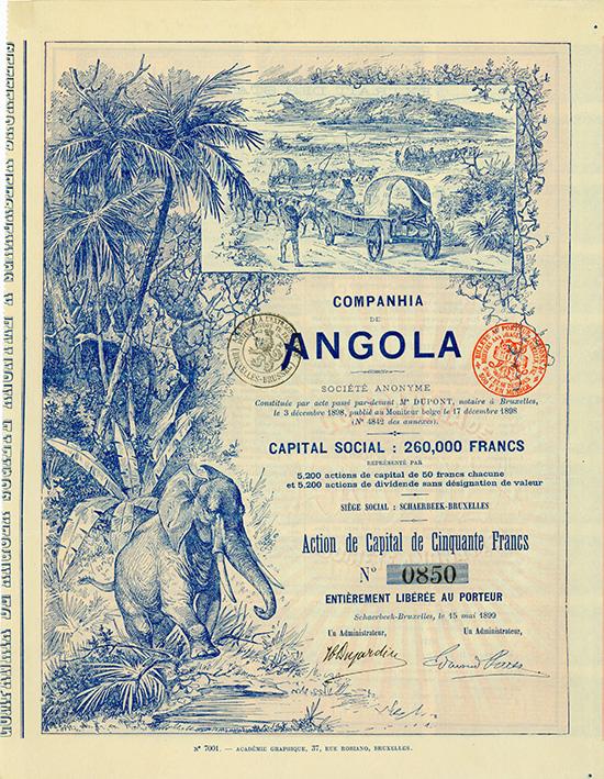 Companhia de Angola