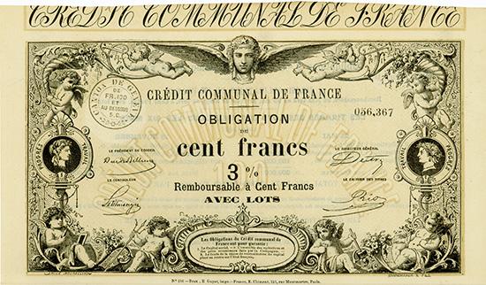 Credit Communal de France