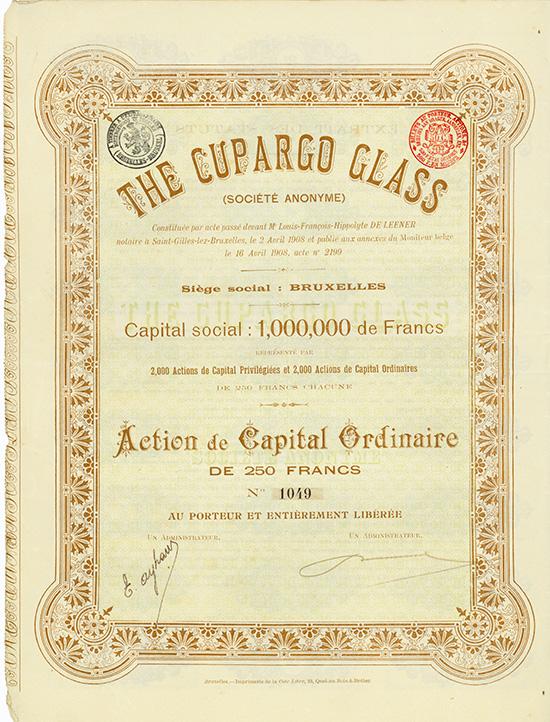 Cupargo Glass S.A.