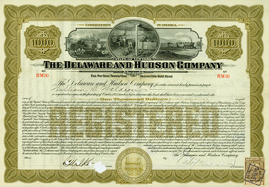 Delaware and Hudson Company