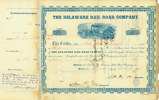 Delaware Rail Road Company