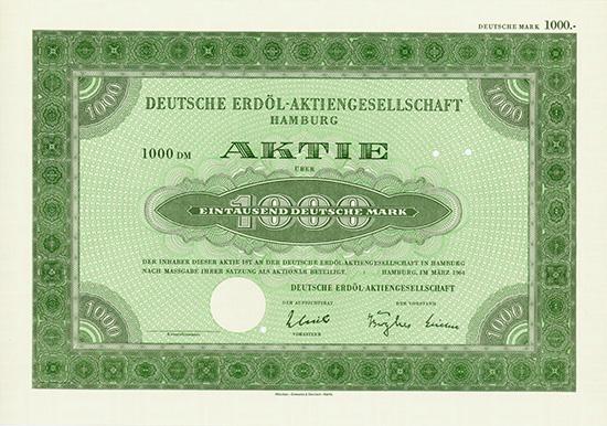 Deutsche Erdöl AG