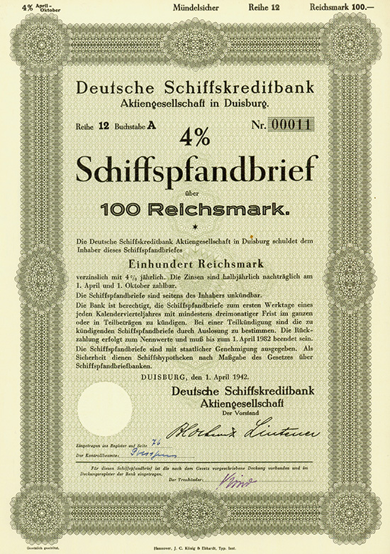 Deutsche Schiffskreditbank AG