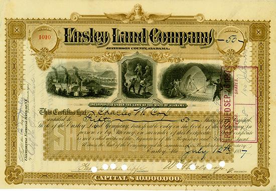 Ensley Land Company