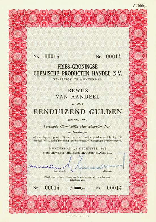 Fries-Groningse Chemische Producten Handel N.V.